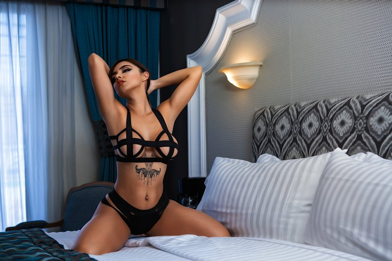 sexy, model, latin, boobs, mexican, seductive Dulcephoto preview