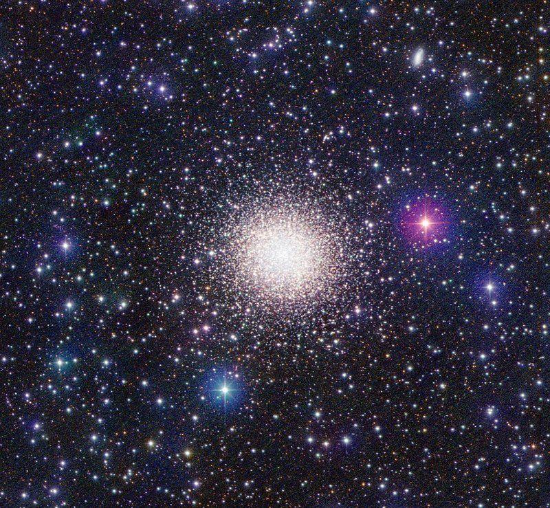 Астрономия, Звёзды, Ночь, Скопление Скопление Геркулесаphoto preview