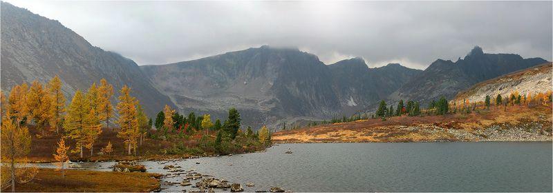 осень к озеру пришла...photo preview