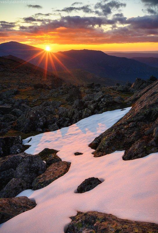 осень, фототур, василийяковлев, яковлевфототур, урал Первый снегphoto preview