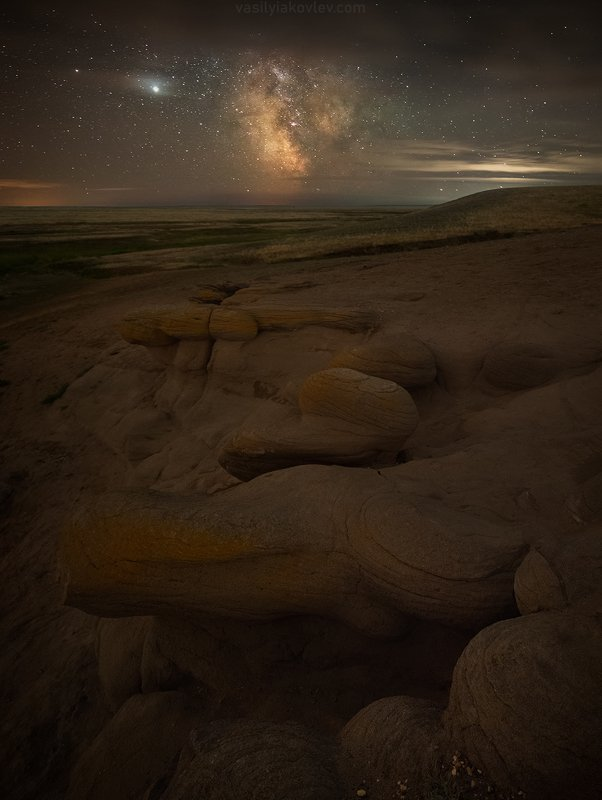 долгие горы, фототур, яковлевфототур, василийяковлев Ночь на Марсеphoto preview