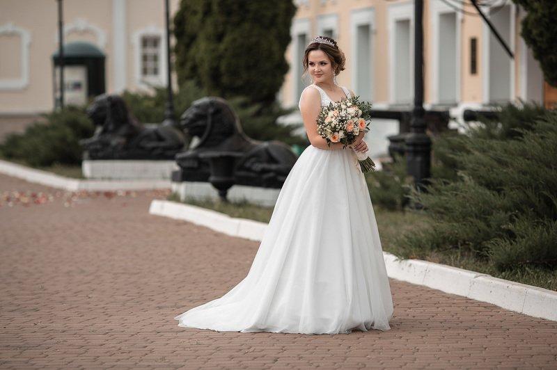 свадьба, свадебная фотосессия,  невеста, свадебное платье, счастье, любовь, портрет, фотосессия, bride, wedding, love, happy, dress, wedding dress, девушка, beautiful, woman Невеста Викторияphoto preview