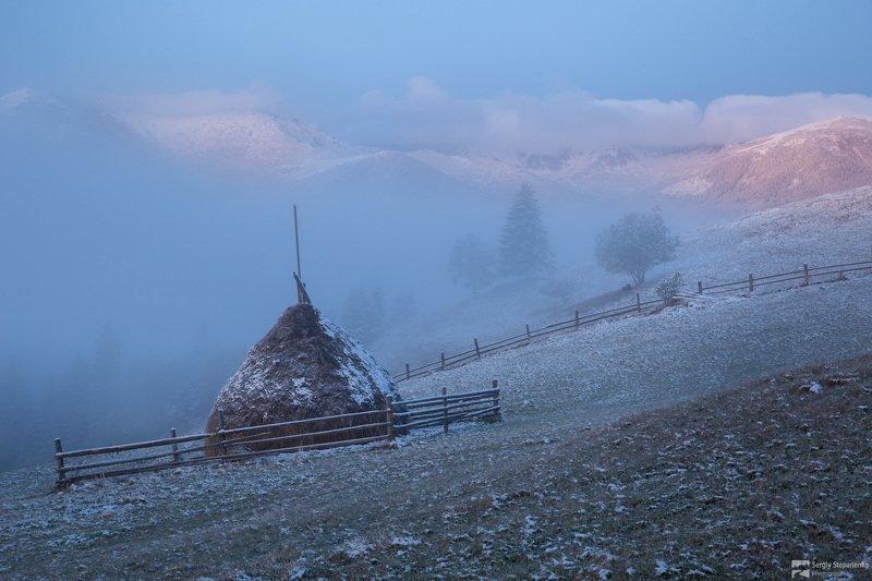 Морозное утро на Косарищеphoto preview