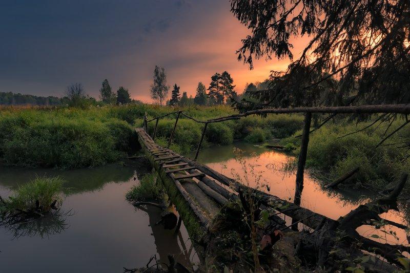 Мосток ... фото превью