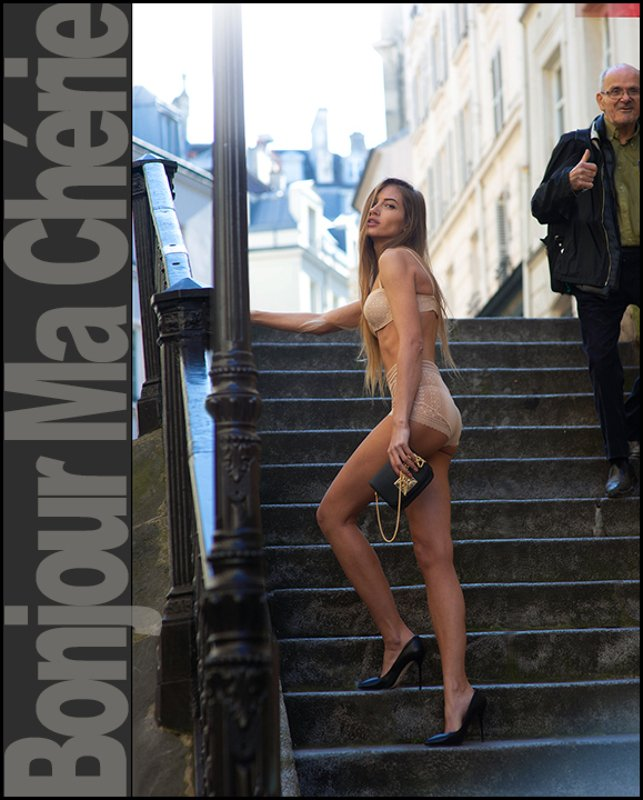 Bonjour Ma Chérie ©photo preview