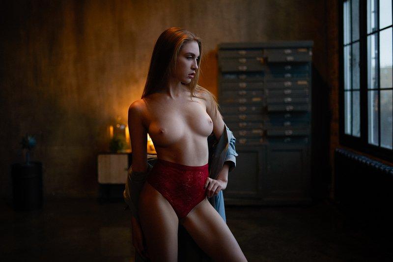 nude, berlin, portrait,  model, woman, beautiful, модель, ню Eveningphoto preview