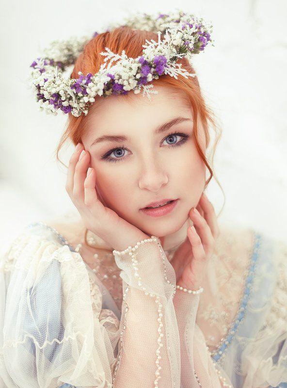 Девушка-веснаphoto preview
