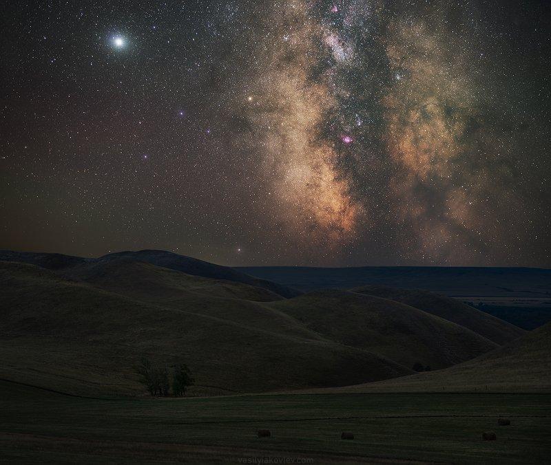 екатеринбург, яковлевфототур, фототур, василийяковлев, урал, долгие горы Ночь в Долгих горахphoto preview