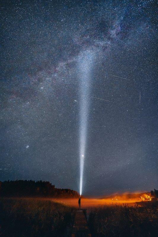 карелия, млечный путь, республика карелия, ночь, звезды, star, night Звездное небо Карелииphoto preview