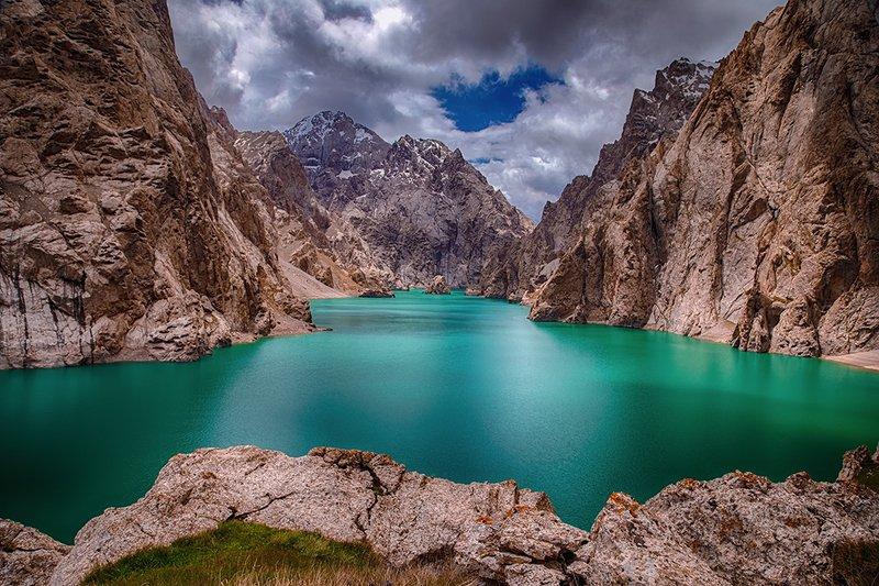 кыргызстан, горы Там, где живут легендыphoto preview