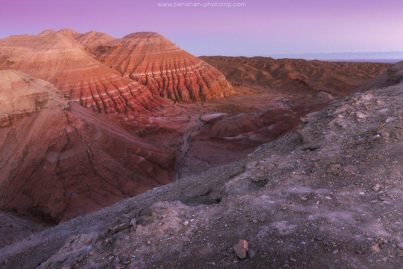 горы актау, алтын емель, казахстан, фототуры по казахстану, Горы Актау. Казахстанphoto preview