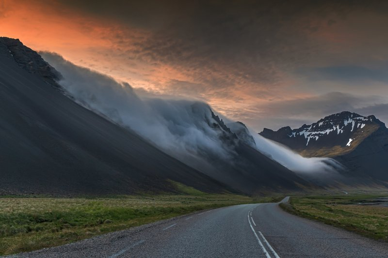 Road nr 1 - Iceland photo preview