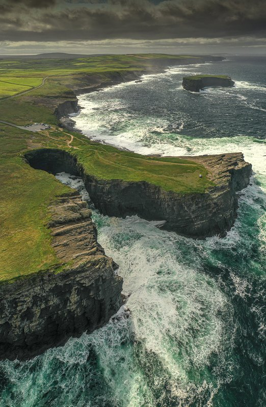 Cliffs of Kilkeephoto preview