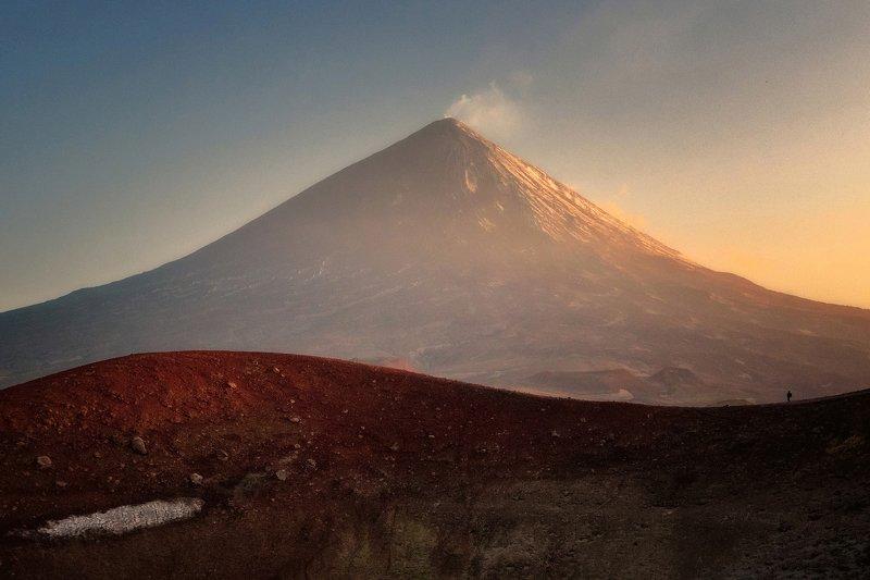 камчатка,вулкан,ключевская однажды на Марсеphoto preview