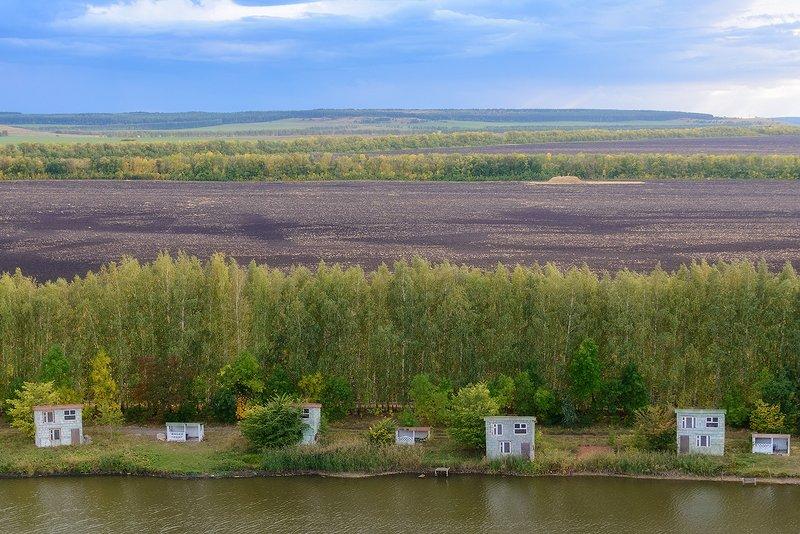 Осень, река, Арбуга У реки...photo preview