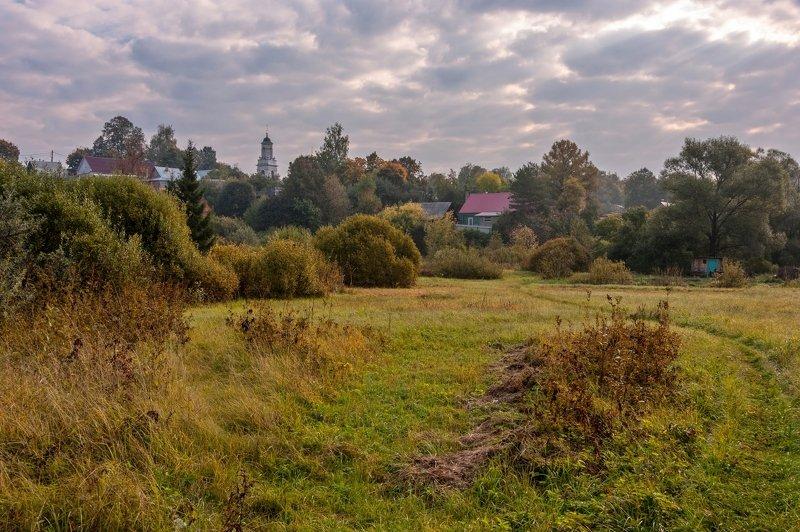 Осень в Подмосковьеphoto preview