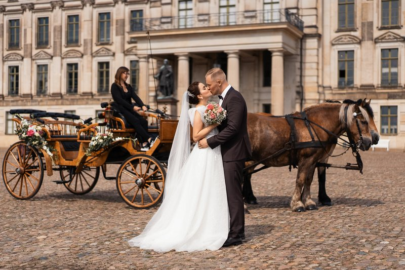 berlin, wedding, love, germany, свадьба, любовь Wedding Day Ludwigslustphoto preview
