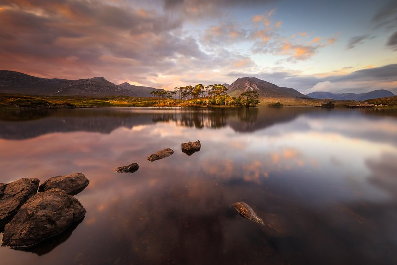 Ireland, long exposure, longexposure, sunrise, sunset Pine Islandphoto preview