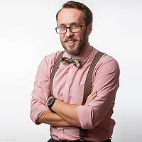 Portrait of a photographer (avatar) Павел Спивак (Pavel Spivak)