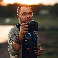 Portrait of a photographer (avatar) Данил Сигидин (Danil Sigidin)