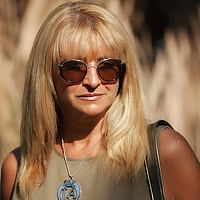 Portrait of a photographer (avatar) iryna