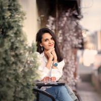 Portrait of a photographer (avatar) Буслик Дарья (Daria Buslik)
