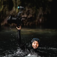 Portrait of a photographer (avatar) Wang Wei Chih (王威智)