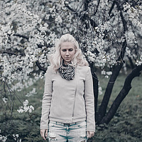 Portrait of a photographer (avatar) Elena
