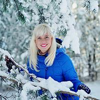 Portrait of a photographer (avatar) Nefedova Vera (Vera Nefedova)