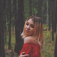 Portrait of a photographer (avatar) Винокурова Дарья (Dariya Vinokurova)