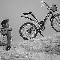 Portrait of a photographer (avatar) rizalis