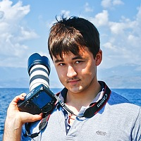 Portrait of a photographer (avatar) Воробей Дмитрий