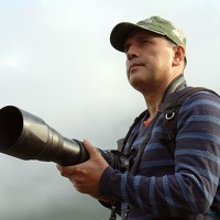Portrait of a photographer (avatar) Magov Marat (Murad Magomedov.)