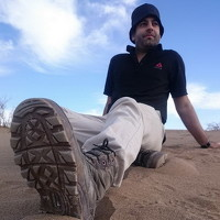 Portrait of a photographer (avatar) Jamshidian Hamid (Hamid Jamshidian)