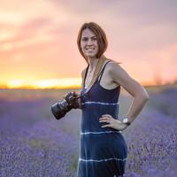 Portrait of a photographer (avatar) Presser Maria del Valle (maria del valle Presser)